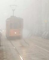 tram Nebbia-Strada